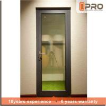 China Multi Color Aluminium Hinged Doors With Powder Coated Surface Treatment wholesale