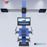 Buy cheap Mobile Truck Wheel Wireless Alignment Equipment Auto Wheel Balancing Professiona from wholesalers