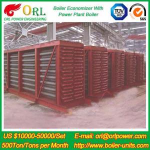 China Power Station Boiler Electric Water Boiler Spare Part LPG Industry Boiler Economiser wholesale