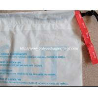 Buy cheap Children Toy Drawstring Plastic Bags / Customizable Drawstring Bags from wholesalers