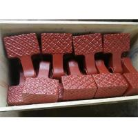 China Hard Layer Crusher Wear Parts , Manganese Steel Hammers With Surface Welded on sale