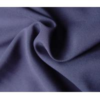 China Purple 100% Polyester Woven Fabric 78 Gsm Customized Color Eco - Friendly wholesale