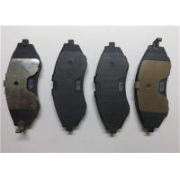 China 96446742 96496765 Automobile Chassis Brake Pad Parts Organic And Ceramic Brake Pads wholesale