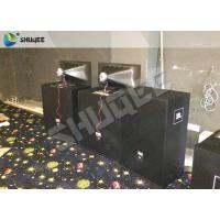 China Black Luxury Motion Chair 7D Motion System Arc Screen Can Help Installation wholesale