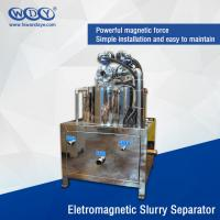 China Magnetic Separation Equipment Slurry Wet Magnetic Separator For Grinding Machine wholesale