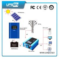 China Pure Sine Wave Hybrid Solar Inverter with LCD Display and UPS Function wholesale
