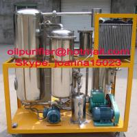 China Stainless steel UCO purifier, cooking oil Filtration, oil treatment plant wholesale