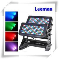 China Outdoor Professional LED Stage Lighting Waterproof With 3 In 1 Double Deck wholesale