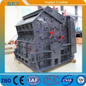 China PFT-1214Secondary Crushing Machine Impact Crusher wholesale