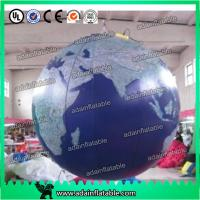 China Event Decoration Nine Planets Inflatable/Inflatable Earth With LED Light wholesale