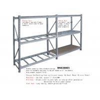 China Extra Heavy Duty Steel Storage Racks Metal Basement Shelving 3800 Pounds Capacity wholesale