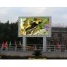 China Waterproof P4 Led Outdoor Advertising Screens Billboard P10mm 1920/2880/3840HZ wholesale