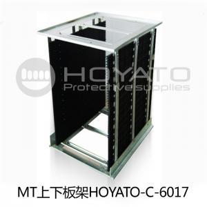 China Anti Fold / Anti Aging ESD PCB Magazine Rack , Bearing Strength SMT Magazine Rack wholesale