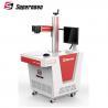 China QR Code Fiber Laser Marking Machine Batch Number Laser Printing Equipment DMF Model wholesale