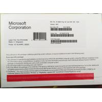 Quality Genuine OEM key & COA & package License Sticker Microsoft Windows 10 Pro 64/32 bit Professional for sale