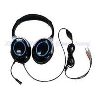 China USB High Sound Quality stereo headphones ( WS-LH-981) on sale