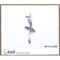 China Hot sell 316 Stainless Steel Ballerina Pendant H-L2189 wholesale