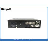 Buy cheap Army Video and Data COFDM Transmitter for Command Control , 10W Digital Wireless Transmission System from wholesalers
