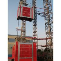 China Durable VFD Rack And Pinion Hoists With 0 - 63m / min Speed FC Control wholesale