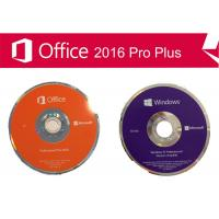 China Microsoft PC Computer Software Updates Office 2016 Professional Plus with 3.0 USB Flash Drive wholesale