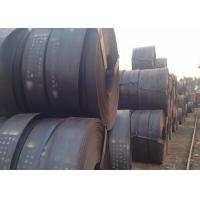 China Size Optional Steel Sheet Roll , Width 232 - 355mm HR Steel Strip Coil wholesale