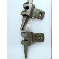China Casted original color Ringlock Scaffolding System brace head diagonal end 0.69kg wholesale