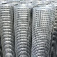 China Reinforce Mesh Hot Dip Galvanised Wire Mesh Hardware Cloth Acid / Alkali Resistant wholesale