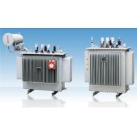 China Environmental Protection Oil Immersed Power Transformer / Oil Cooled Power Transformer on sale