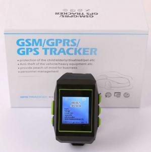 China GPS301 Watch Mobile Phone LBS GPS Tracker Child Kids Elderly Safety W/ SOS & 2-Way Talk wholesale