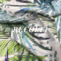 China Recycled Digital Printing Fabric , Swim Suit Material With High Colorfastness wholesale