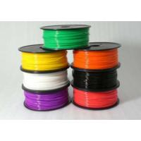 China High quality high accuracy ABS, PLA 3D Printer Filament for 3D printing on sale