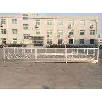 China Three Phase Suspended Working Platform Aluminum Alloy Material 208v 60hz wholesale