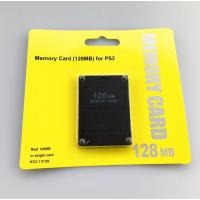 China High Speed Video Game Memory Card 128MB Capacity For PS2 Video Game Console on sale