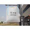 China Type D dissipative anti static bulk bags CROHMIQ fabric up to 4400lbs capacity wholesale