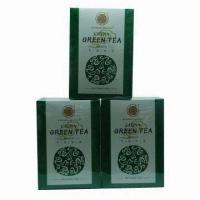 Buy cheap Chinese Package Green Tea, Made from Hundred Dragons Brand from wholesalers