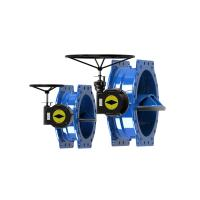 China High Strength Water Butterfly Valve , Ductile Iron High Performance Butterfly Valves wholesale