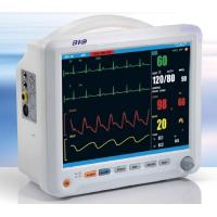 China Patient Monitoring Systems Multi Parameter Patient Monitor With 12 Inch TFT Screen wholesale