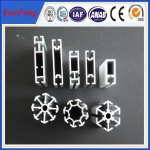 China Powder coating(painting) white Aluminum Profile for Exhibition Pillar wholesale