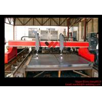 China Plasma CNC Cutting Machine for Stainless Steel / Carbon Steel High Precision CNC Cutting Tools wholesale