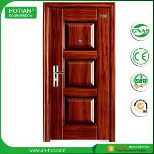 China China Suppliers Turkey Door Design Security Steel Door for Apartment on sale