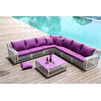 China outdoor poolside wicker sofa-15006 wholesale