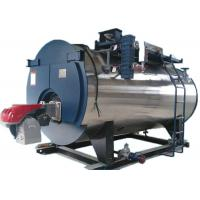 China High Efficiency Gas Fired Steam Boiler For Laundry 8 Ton 5 Ton 3 Ton Per Hour wholesale