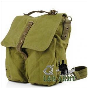 China Canvas Shoulder Bag(bags,canvas bag,military bag) wholesale