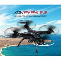 China X5SW WIFI FPV Real-Time RC Drone 2.4G 4CH Headless RC Quadcopter Camcorder W/ HD Camera wholesale