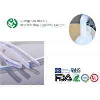 China Connector Hose Medical Grade Injectable Silicone Surgical Grade Silicone Rubber wholesale