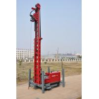 China 420mm Portable Water Well Drilling Rig High speed of drilling hole wholesale
