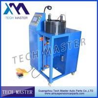China 380V / 220V Hydraulic Hose Crimping Machine for Car Part b Air Suspension Spring wholesale