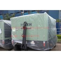 Quality Sullair Portable Screw Type High Pressure Air Compressor 7 - 25 Bar Working for sale