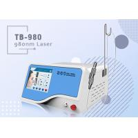Buy cheap 30W Portable 980 nm Diode Laser Machine for Red Blood Removal Touch Screen product