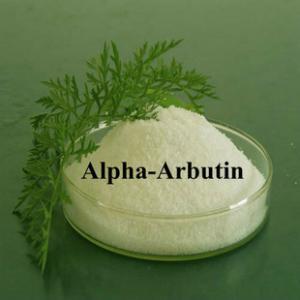 China Natural alpha-Arbutin on sale